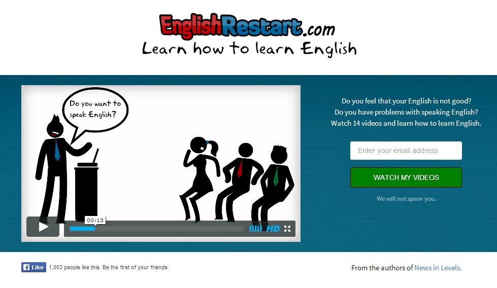 englishrestart