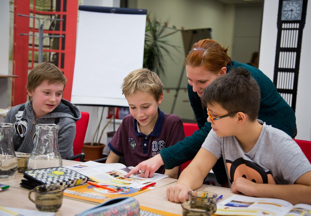 Angličtina pro děti v jazykové škole Channel Crossings
